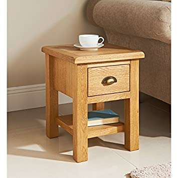 Hka wiltshire small lamp table amazon kitchen home hka wiltshire small lamp table aloadofball Images