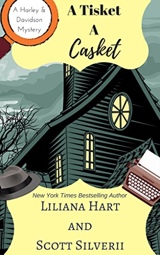 A Tisket A Casket (Book 2) (A Harley and Davidson Mystery)