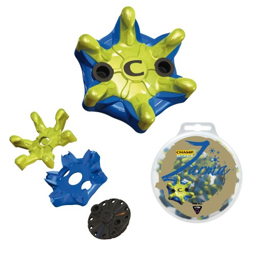 Champ Golf- Zarma Spikes (Disk Pack)