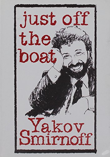 Just Off The Boat - Yakov Smirnoff - DVD