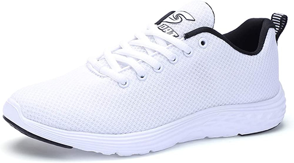 FZDX Sport Athletic Running Shoes Outdoor Trainers Lightweight Breathable Mesh