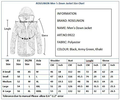 Aemee Jacket Jacket BOLAWOO Thick Grün Brands Fit Parka Windproof Hooded Coat Warm Hooded Men Jacket Men's Collar Fur Men's Coat Jacket Down Winter Men Fashion vB7vwrgq