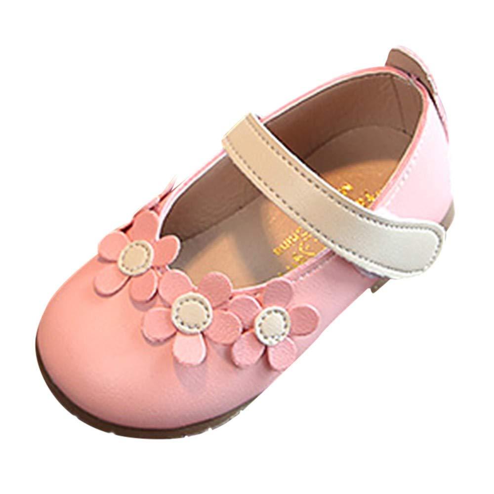 Bébé Ballerines Mode File Chaussures Bébé Chaussures Premiers Pas Soirée, QinMM Partie...