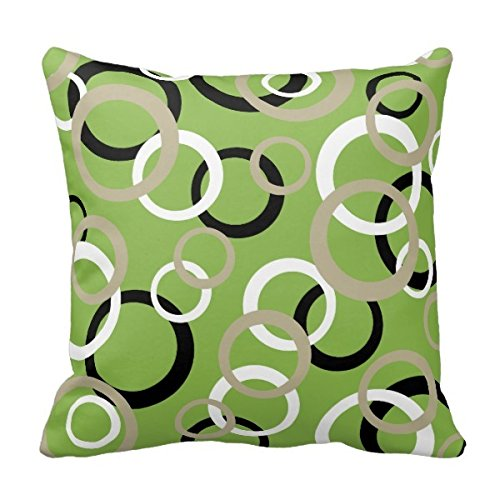Bigdream Decorative Throw Pillowcase Cushion Case For Bed/So