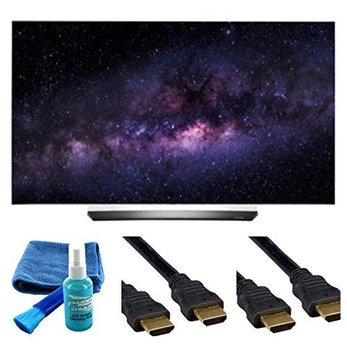 Electronics OLED55C6P CURVE 55-INCH 4K ULTRA HD SMART OLED TV (2016 MODEL)