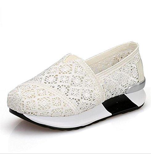 1822 casual white femminili da da scarpe Scarpe con da 3 XIE corsa da scalata Scarpe traspirante sport donna AZqTxPC