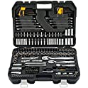 Dewalt DWMT75000 200-Pc. Mechanics Tool Set