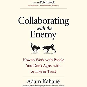 Collaborating with the Enemy Hörbuch