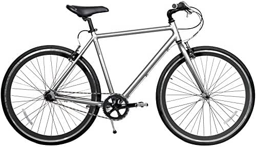 Gama Bikes Speed Cat 700c 3 Speed Internal Shimano Urban Commuter Road Bicycle