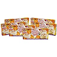 Little Debbie Fall Party Cakes (Vanilla), 6 Boxes, 30 Twin Wrapped Cakes