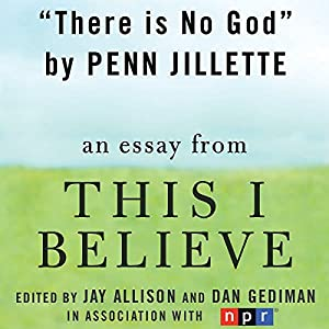 There Is No God Audiobook