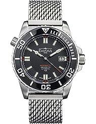 Davosa Swiss Made Men Automatic Wrist Watch, Professional Analog Argonuatic Lumis 16152010 with Constant Tritium...