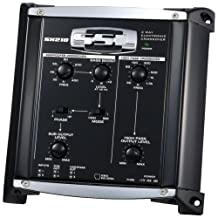 1 - Electronic Crossover with Remote Subwoofer Level Control (2 Way), 2-way electrical crossover, High pass & sub outputs, SX210