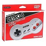 Retro-Bit NES - Controller - Wired - Dogbone Style