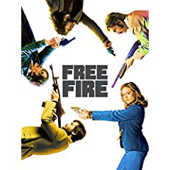Free Fire arrives on Blu-ray (plus Digital HD) and DVD July 18 from Lionsgate