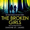 The Broken Girls Audiobook by Simone St. James Narrated by Sarah Borges