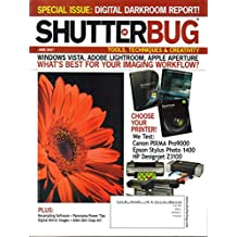 Shutterbug Magazine, Vol. 36, No. 8, Issue 441 (June, 2007)