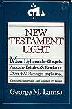 New Testament Light: More Light on the