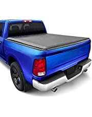 Tyger Auto T1 Roll Up Truck Bed Tonneau Cover TG-BC1D9018 works with 2009-2019 Dodge Ram 1500 (2019 Classic ONLY) | Without Ram Box| Fleetside 5.8' Bed
