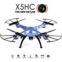 GoolRC SYMA X5HC 2.0MP HD Camera RC Quadcopter with 360° Eversion Headless Mode High Hold Mode Function 2.4GHz 4CH 6 Axis Gyro Drone