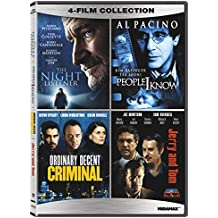 Classic Action: The Night Listener/ People I Know/ Ordinary Decent Criminal/ Jerry and Tom - Quadruple Feature