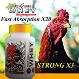 Faster X3 Formula Vitamins HEALTH SUPPLEMENT