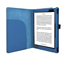 For Kobo Aura One Smart PU Leather Case Cover Book Style Case Cover for Kobo Aura One 7.8inch Ereader