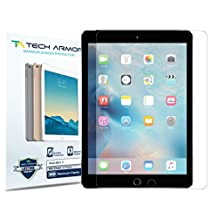 iPad Mini Screen Protector, Tech Armor High Definition HD-Clear Apple iPad Mini 1 / 2 / 3 Film Screen Protector [3-Pack]