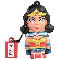 Tribe Wonder Woman 16GB USB 2.0 Flash Drive (Multiple Color)