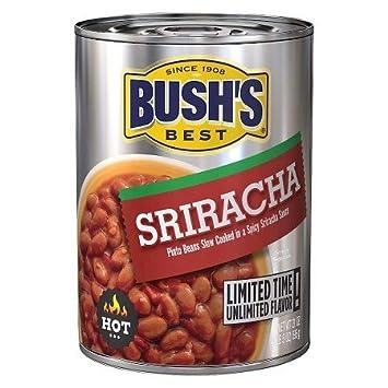 Bushs sriracha baked beans