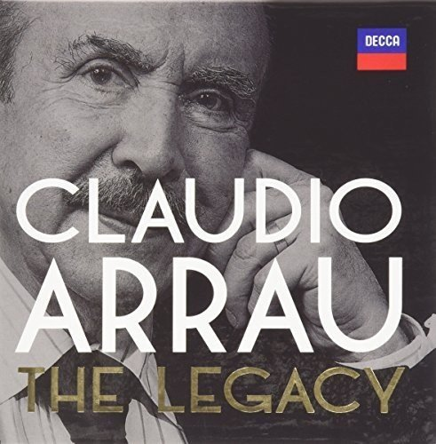 CD : Arrau Claudio - Legacy (Italy - Import, 7PC)