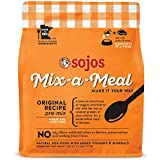Sojos Mix-A-Meal Original Pre-Mix Dog Food, 2.5 Lb