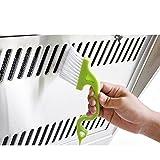 2pcs Hand-held Groove Gap Cleaning Tools Door