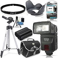 67 Mm Essential Kit for Nikon D3200 D3300 D5300 D7000 D7100 Digital SLR Camera
