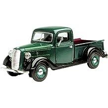 Motormax Wholesale 1937 Ford Pickup Truck Green 1/24 Diecast Car Model