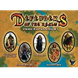 Defenders of the Realm: Hero Pack #1 by Gryphon Games by Gryphon Games