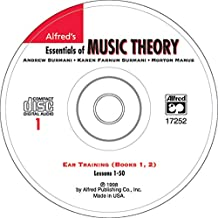 Alfred's Essentials of Music Theory, Bk 1-2: Ear Training
