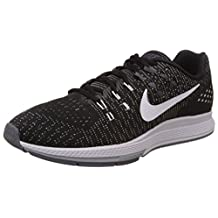 Nike Air Zoom Structure 19 Sz 7 Mens Running Shoes Black New In Box