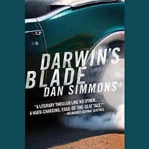 Darwin's Blade Hörbuch