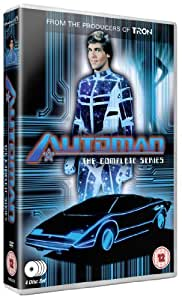 Automan The Complete Series [DVD] [Reino Unido]