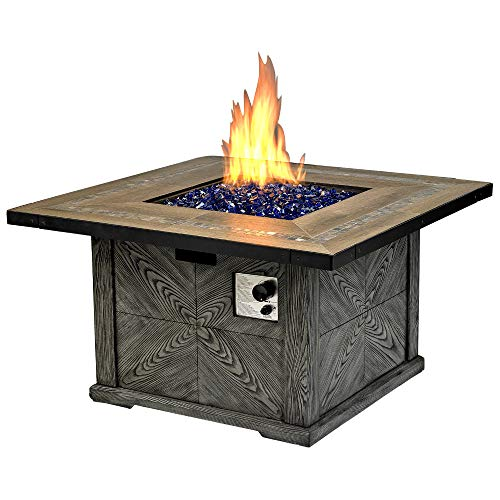 Duraflame Del Mar Fire Pit with 42