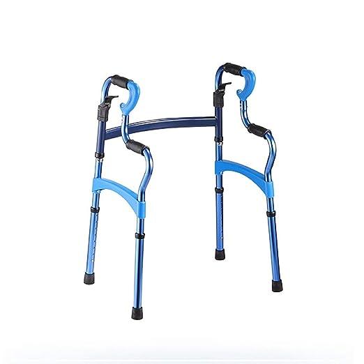 Andador Plegable Compacto, el Caminante para Personas Mayores para ...
