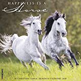 Happiness is a Horse 2020 Wall Calendar