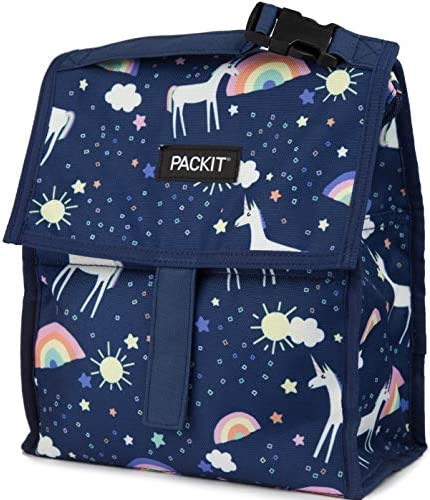 PackIt Freezable Lunch Closure Unicorn product image