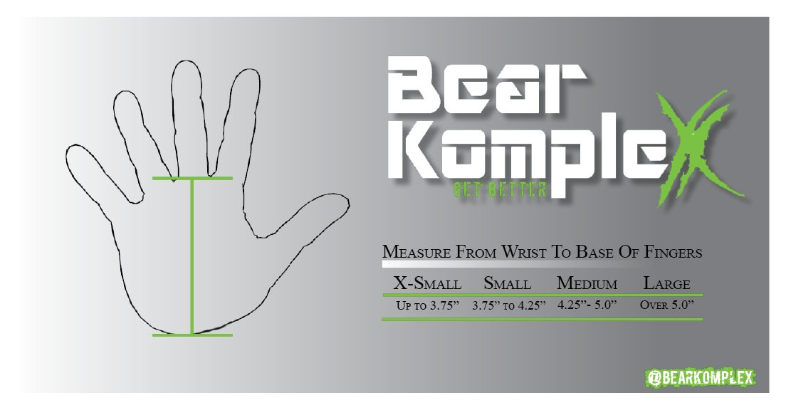 Bear komplex hole hand grips and gymnastics grips great for