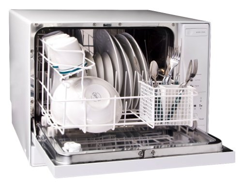 Perfect Haier HDC1804TW 4 Place Setting Tabletop Dishwasher (B0032HJDHY) | Amazon  Price Tracker / Tracking, Amazon Price History Charts, Amazon Price  Watches, ...