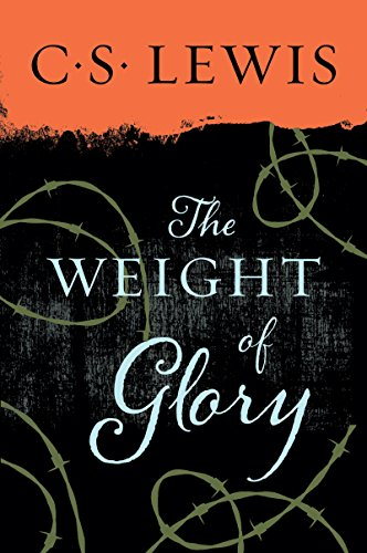 Weight of Glory (Best Short Poems Of All Time)