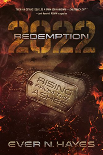 Redemption: 2022 (2020 Series) by [Hayes, Ever N]