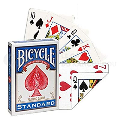 STANDARD FACE (BICYCLE): Toys & Games