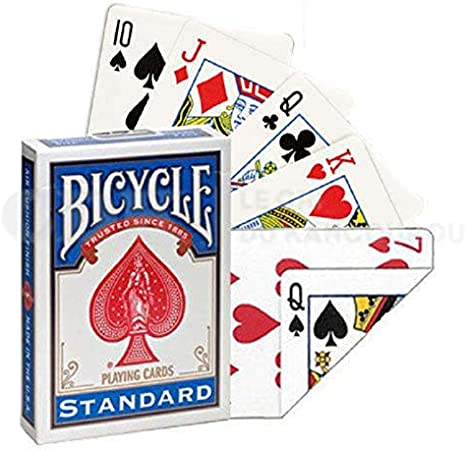 Doble cara - (baraja de 54 cartas): Amazon.es: Electrónica